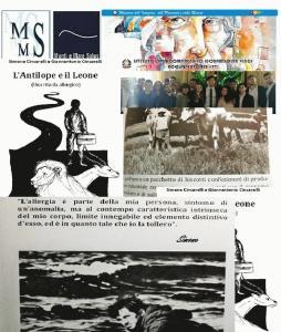 L'antilope e il Leone (Una vita da allergico) di Simone e Giannantonio Cincarelli ESCAPE='HTML'